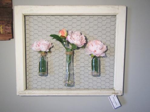 Flower Old Frame